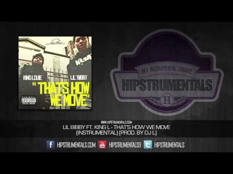 Lil Bibby & King L - That's How We Move [Instrumental] (Prod. By DJ L) + DOWNLOAD LINK