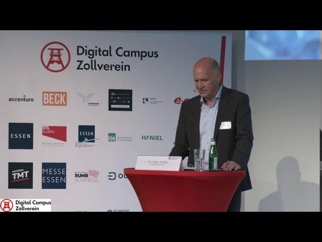 Dr. Peter Schäfer I Stadtwerke Essen