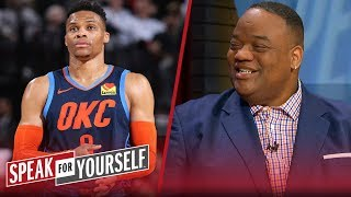 Download Lillard's GW shot symbolizes Russ' fall into a laughingstock — Whitlock | NBA | SPEAK FOR YOURSELF Mp3 and Videos