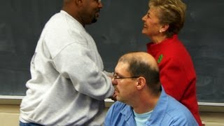 On the Road: Prisoners get the granny treatment