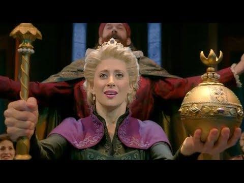Sandy Kenyon reviews 'Frozen: The Broadway Musical'