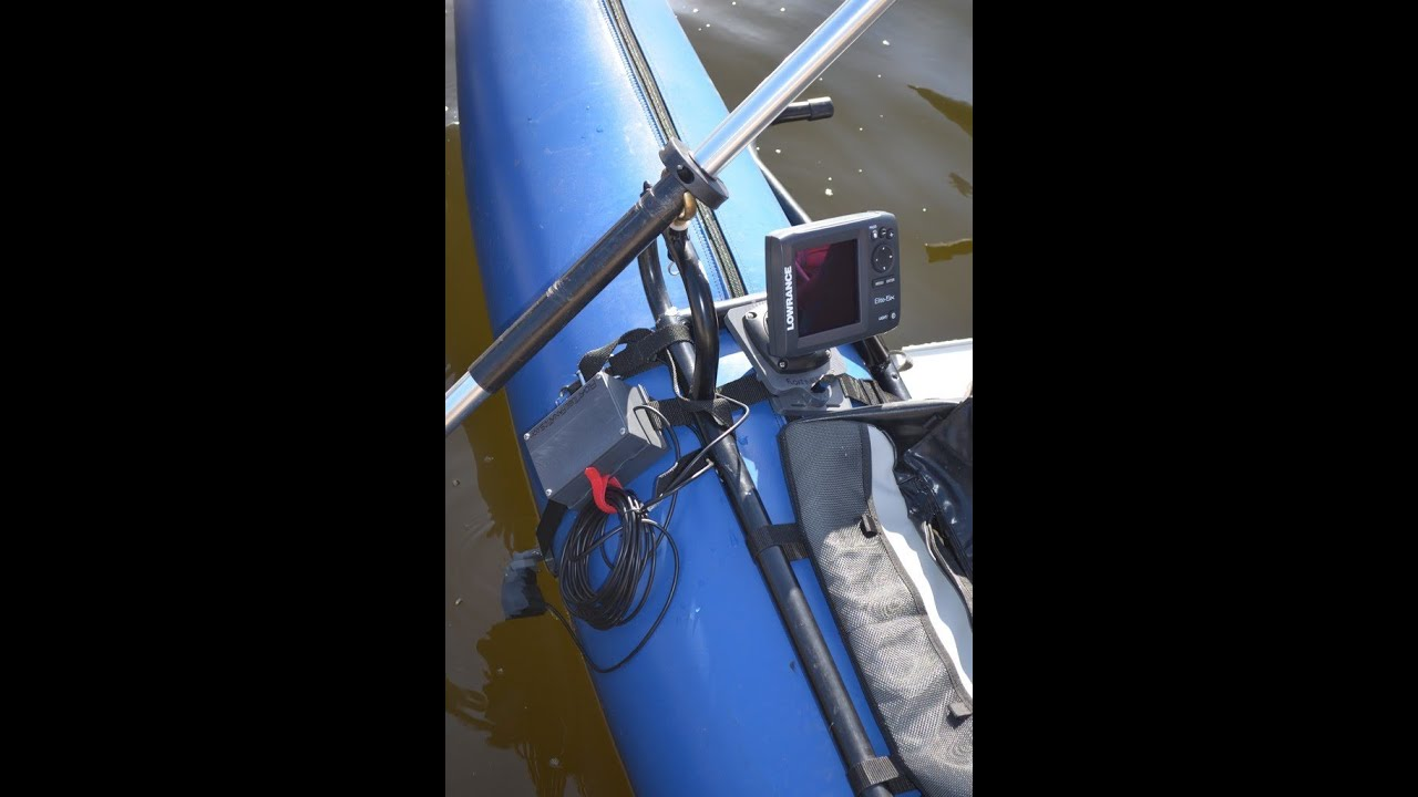 best pontoon boat all-in-one fish finder mount www, Fish Finder
