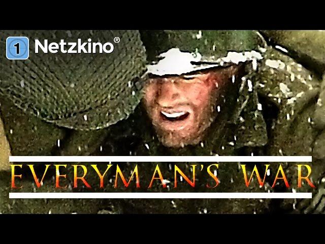 Everyman's War (Drama, Kriegsfilm, kompletter Film auf Deutsch, ganze Filme in Deutsch) *HD*