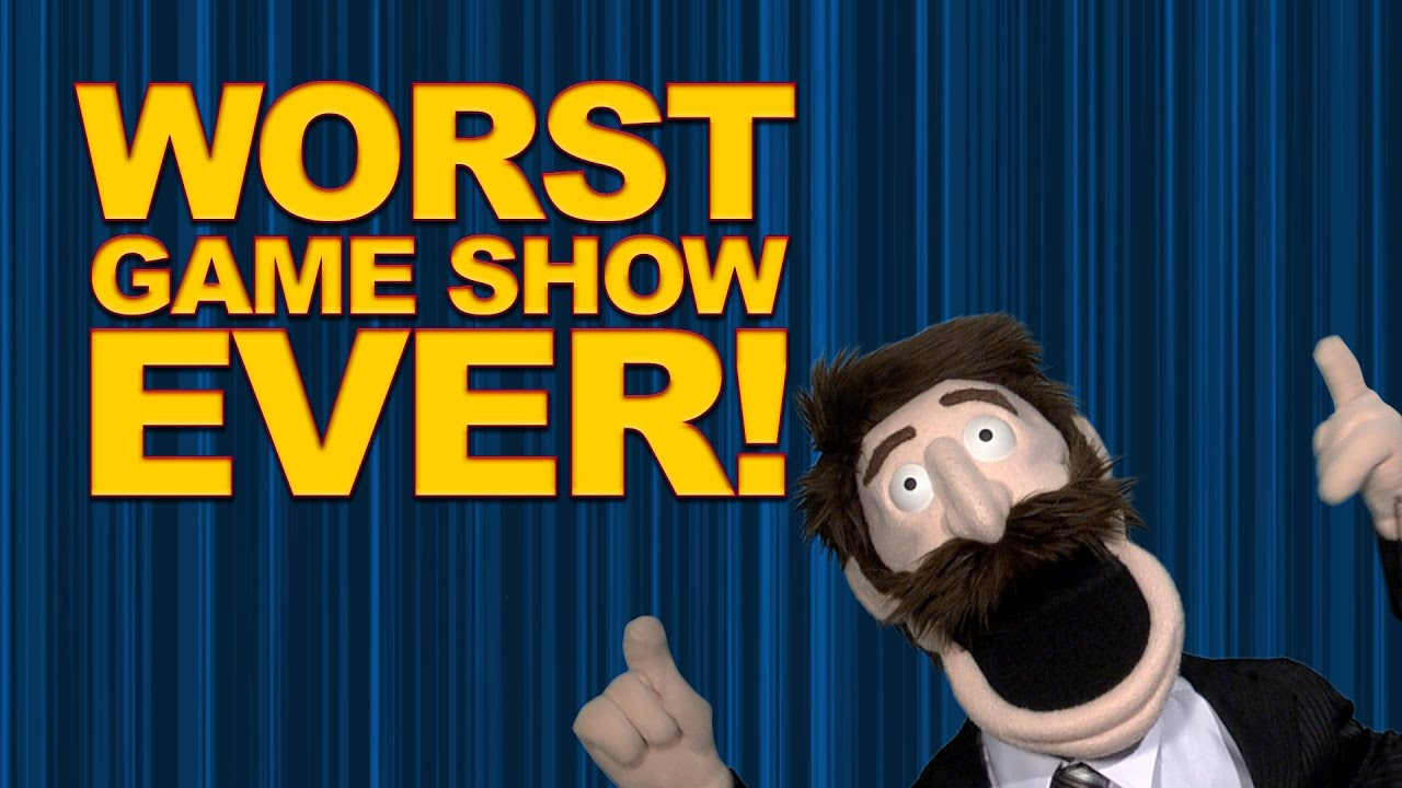 Worst Game Show Ever! - YouTube