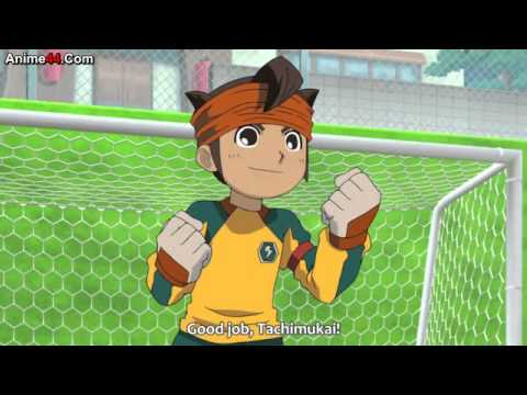 Inazuma Eleven episode 100 part (1/2)