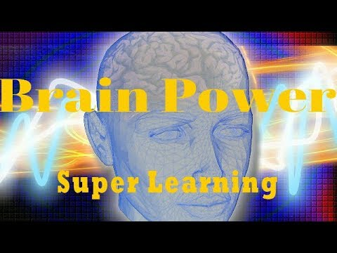 Brain Force   Memory recall   Super learning   Study   Exams   Isochronic Tones