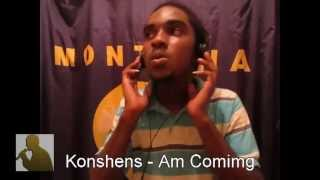 Konshens - Am Coming (cover)