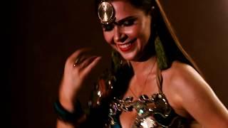 Belly Dancer Vera Vojchenko Drum Solo