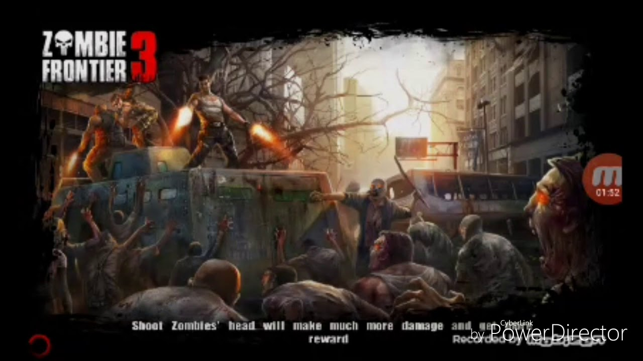 cara cheat game zombie frontier android