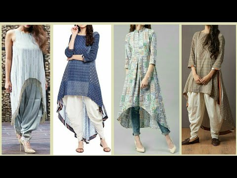 Latest Beautiful Kurti Design For Girls 2019 || Designer Kurti