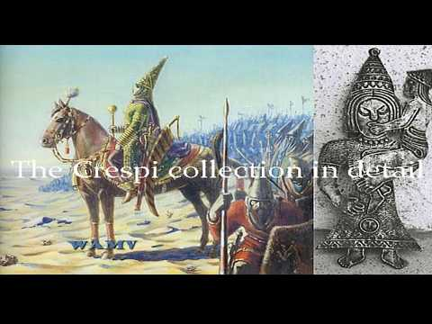 Queen Tomyris-Thomyris, Tomris, Tomiride, or Queen Tomiri, The Crespi collection in detail
