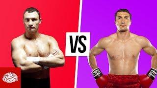 Vitali vs. Wladimir Klitschko