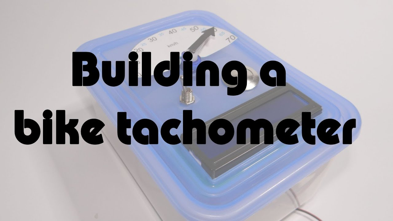 On How To Make A Simple Yet Effective Arduinobased Tachometer