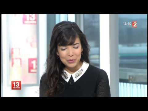 Indila : Dernière danse - JT de France 2 - 20.02.2014