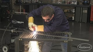 Plasma Cutting Table - Great Way To Cut Metal With A Plasma Cutter - Eastwood