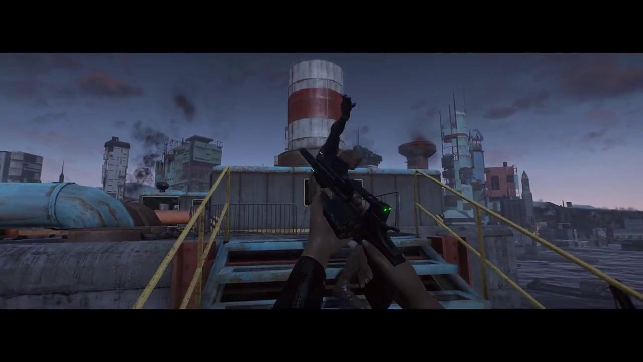 Fallout 4 Ultrawide 1440p Random Gameplay #6 CHCBBEP