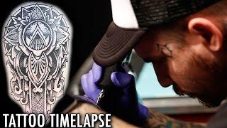 Orge Kalodimas - Tattoo Timelapse