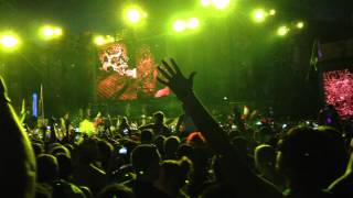 Young & Beautiful - Tiesto - TomorrowWorld [HD]