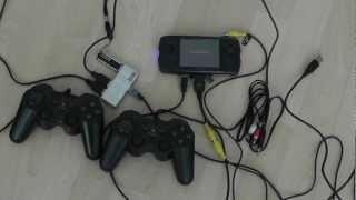 Maximum Caanoo (PSX+TV-OUT+USBStick+USBGamepad)