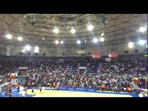 Kako je dobro vidjeti te opet ( Cibona-Partizan 4.2.2014)