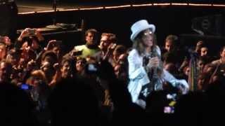 Aerosmith en Uruguay - Opening + Draw the line + Love in an elevator