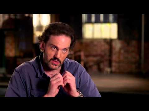 "Grimm Season 5 ""Monroe"" Interview - Silas Weir Mitchell"