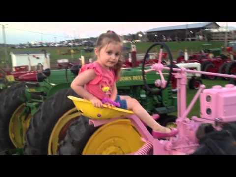 Big Pink Tractor (Fair '13)