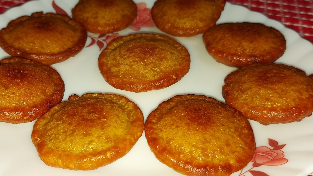 कच्चे चावल से बनाये मज़ेदार रेसिपी ना गुलगुले ना मालपुआ खाने में एकदम मजेदाऱ  Sweet Recipe