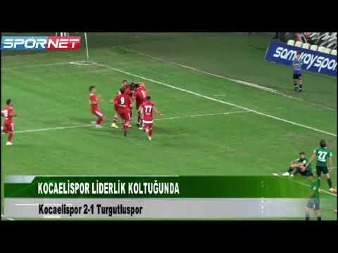 Kocaelispor-Turgutluspor:2-1