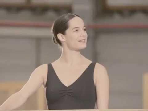 Andrey Klemm Ballet Class, Amandine 1