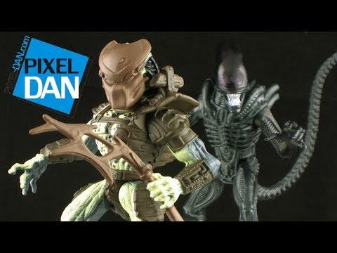 Kenner 1994 Alien vs Predator 2-Pack Figure Review