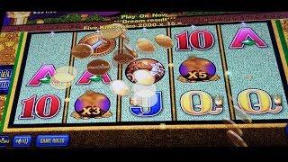 Pompeii Original Slot! Big Win On $2.50 Bet