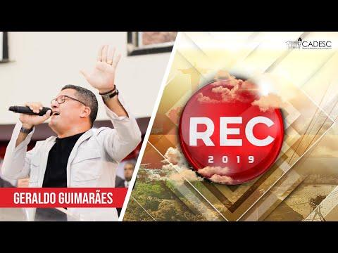 REC 2019 - Geraldo Guimarães | Fogo Que Consome / Eu navegarei