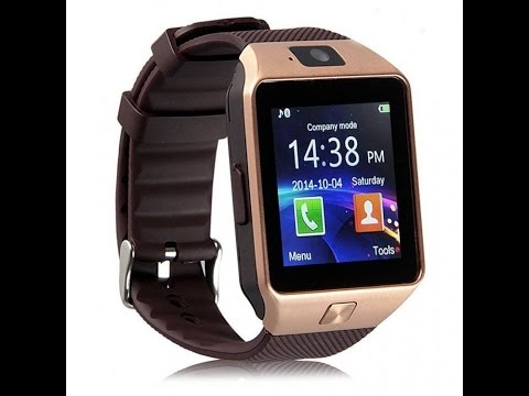 TASHAN TS-91 Watch Mobile Unboxing - YouTube