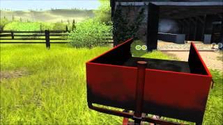 Agricultural Simulator: Historical Farming - Gameplay#3 [ITA][1080p] - Primi Passi [Parte 2]