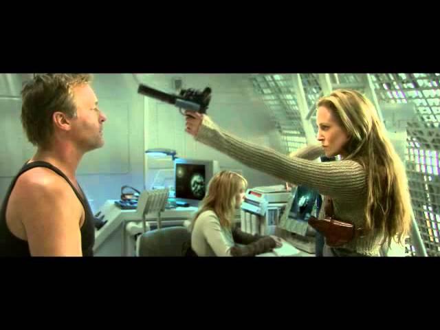 Space Soldiers - Trailer Deutsch