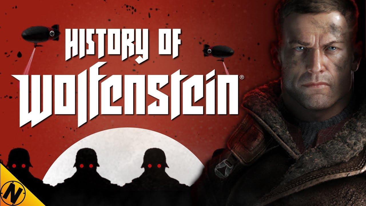 Download History of Wolfenstein (1981 - 2019)