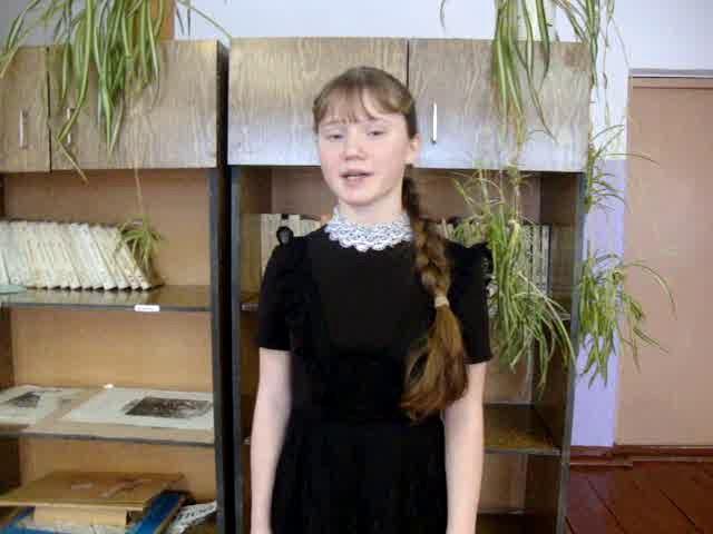 Изображение предпросмотра прочтения – ЛюбовьКремлева читает произведение «Рожденные в года глухие» А.А.Блока