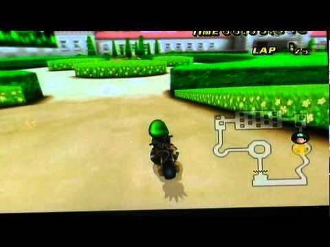 Mario Kart Wii How To Get Baby Luigi Youtube