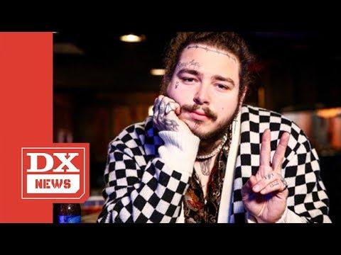 "Post Malone Lands 1st Acting Role In Netflix's ""Wonderland"""