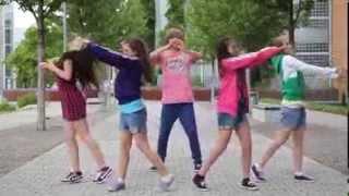 Классно танцуют дети,вот это да!!