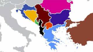 Balkan WAR *SIMULATION* 2020 Prediction!