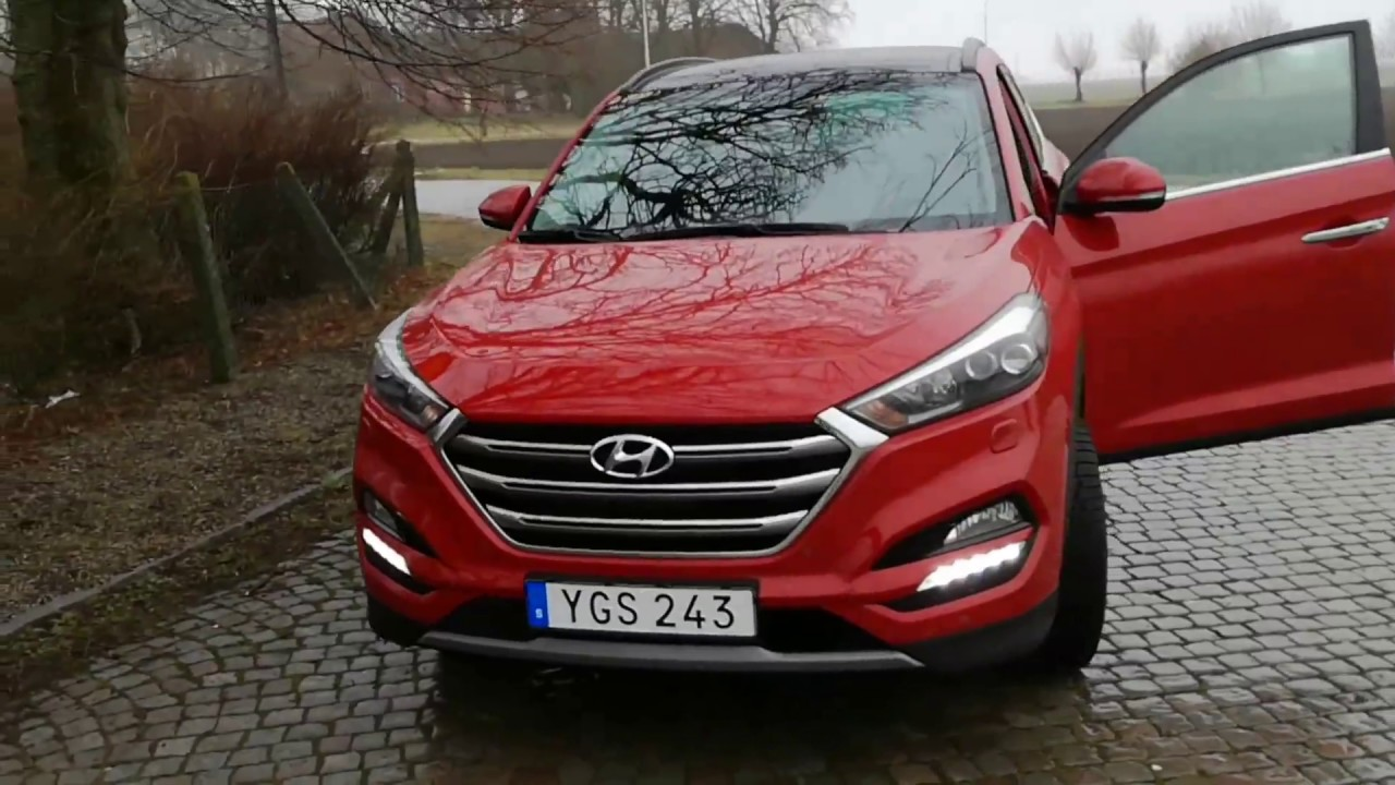 hyundai tucson 2018 test driving with euromandriver youtube. Black Bedroom Furniture Sets. Home Design Ideas