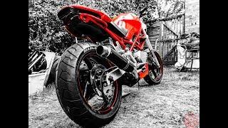 Ducati Monster 600 Sound Danmoto Xg1 как поздравить с днем рождения