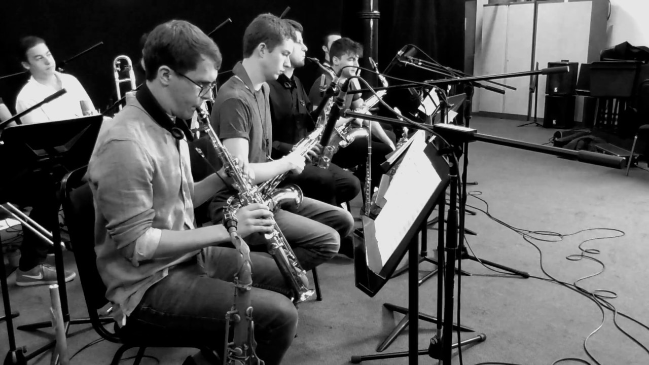 Scenes from the Underground (Billy Marrows) - Royal Academy of Music Big Band