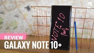 Download Samsung Galaxy Note 10+ review Mp3 and Videos