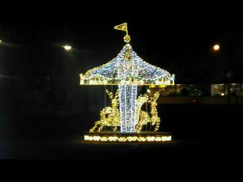 Christmas in Warsaw 2017 HD
