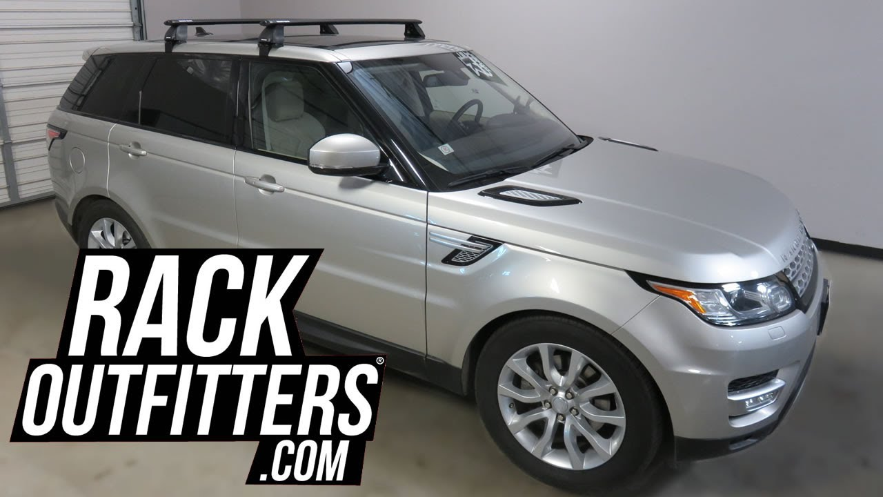 Land Rover Range Rover Sport With Rhino Rack Vortex 2500