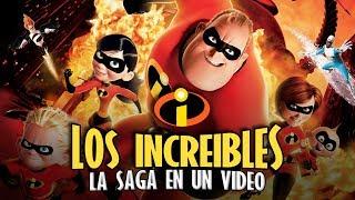 Los Increíbles: La Saga en 1 Video