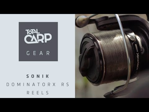 Sonik DominatorX RS Reel